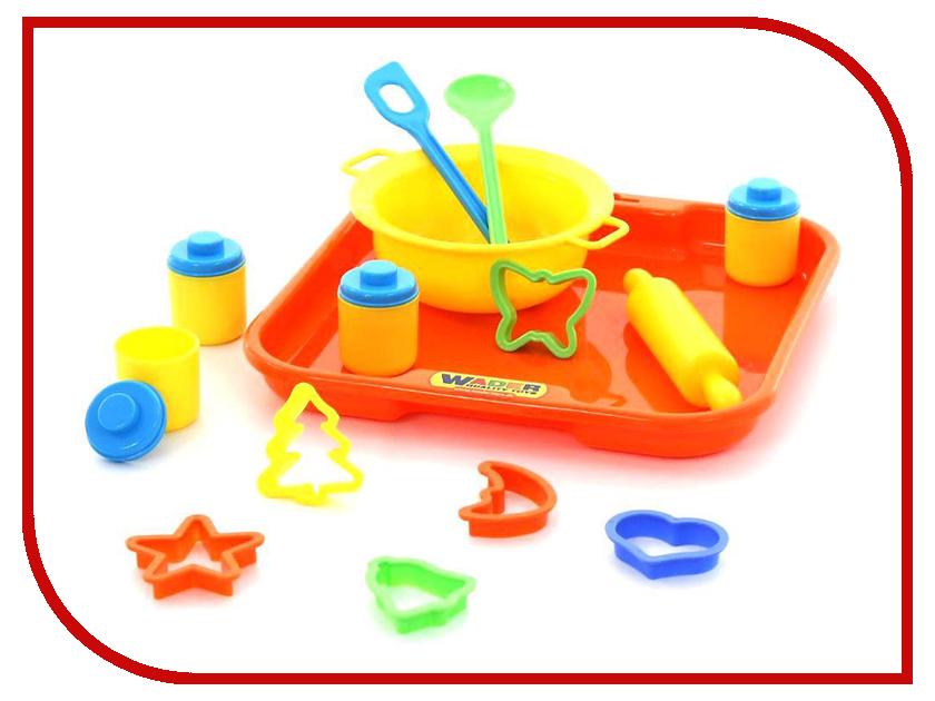 все цены на Игра ПолесьеНабор детской посуды для выпечки №1 40749
