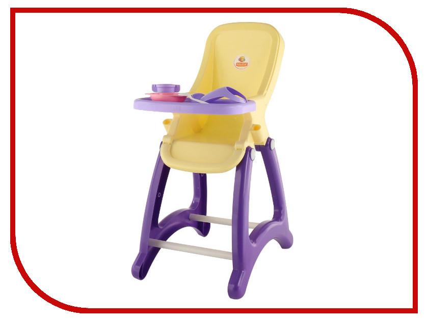 Игра ПолесьеСтульчик для кукол Беби 48004 игровые наборы bayer набор для кукол стульчик кенгурушка сумка посуда