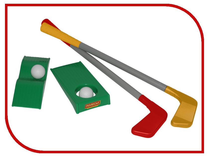 Игрушка ПолесьеНабор игровой Гольф 52704