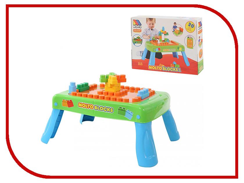 Конструктор ПолесьеНабор игровой Green 57990 полесье полесье игровой набор садовый