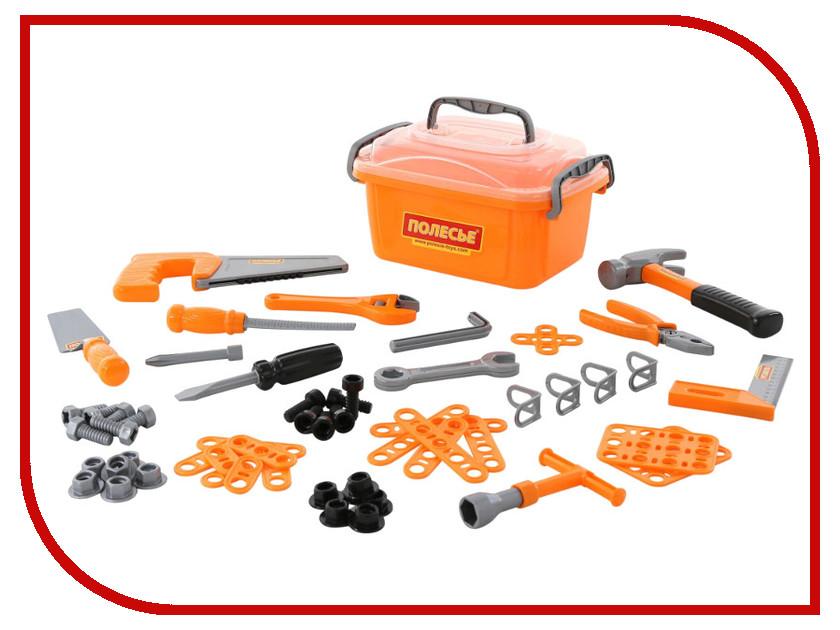Набор инструментов Полесье №15 59307 цена и фото