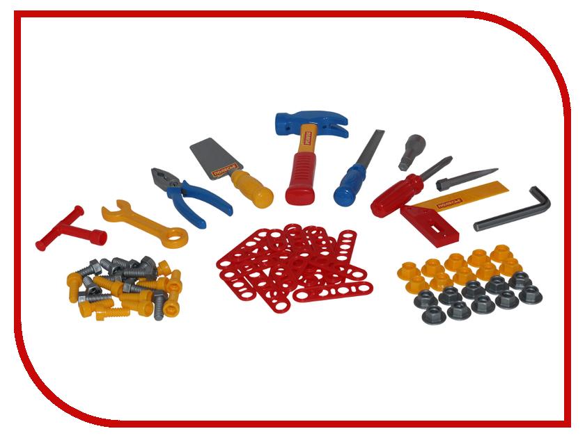 Игра ПолесьеНабор инструментов №4 47182 набор 6 гранных инструментов 1 4