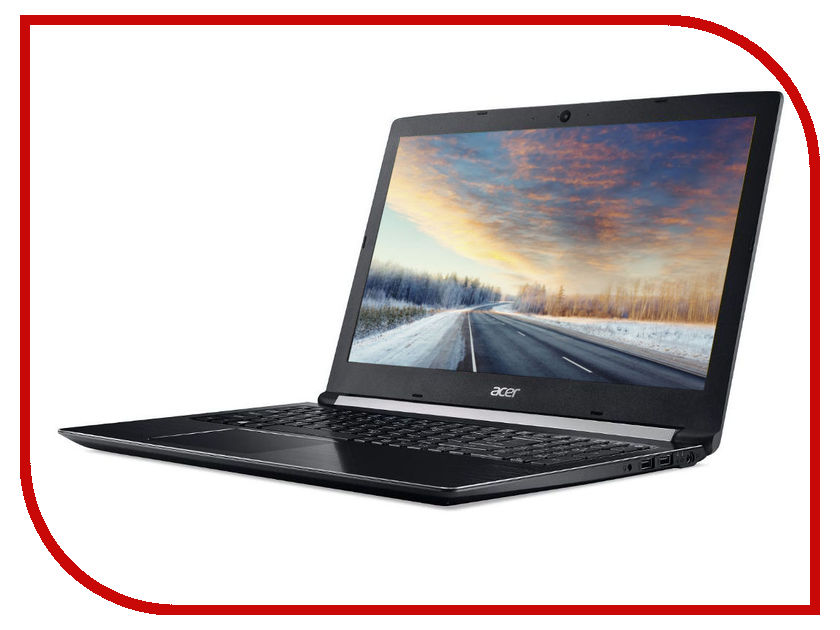 Ноутбук Acer Aspire 5 A515-41G-T35F Black NX.GPYER.006 (AMD A10-9620P 2.5 GHz/8192Mb/1000Gb/AMD Radeon RX 540 2048Mb/LAN/Wi-Fi/Cam/15.6/1920x1080/Linux) vg 86m06 006 gpu for acer aspire 6530g notebook pc graphics card ati hd3650 video card