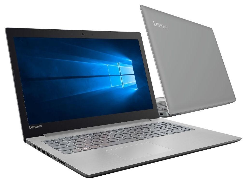 Ноутбук Lenovo IdeaPad 320-15IKBN Grey 80XL03U1RU (Intel Core i3-7130U 2.7 GHz/4096Mb/1000Gb/nVidia GeForce 940MX 2048Mb/LAN/Wi-Fi/Bluetooth/Cam/15.6/1920x1080/Windows 10 Home 64-bit)