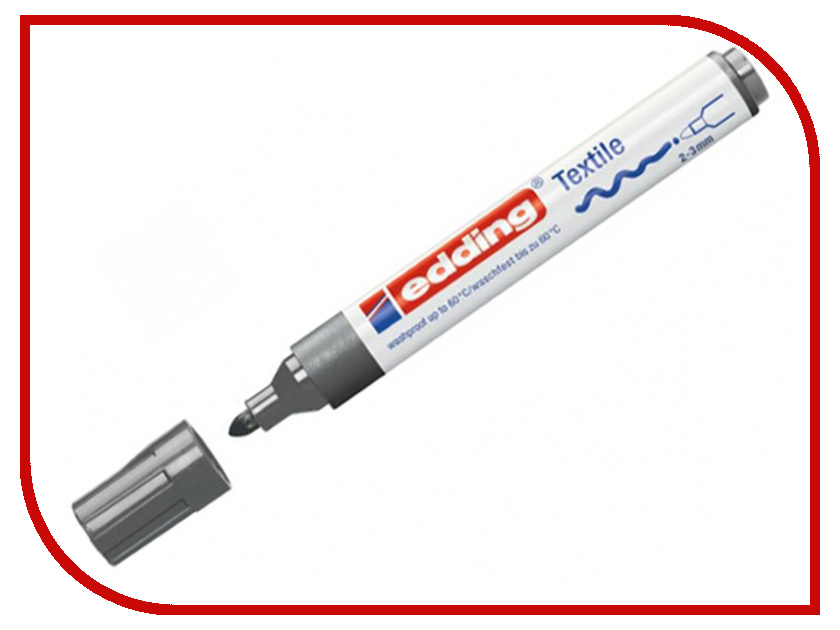 Маркер Edding E-4500 2-3mm Grey 477766 навигатор gps prology imap 4500 imap 4500
