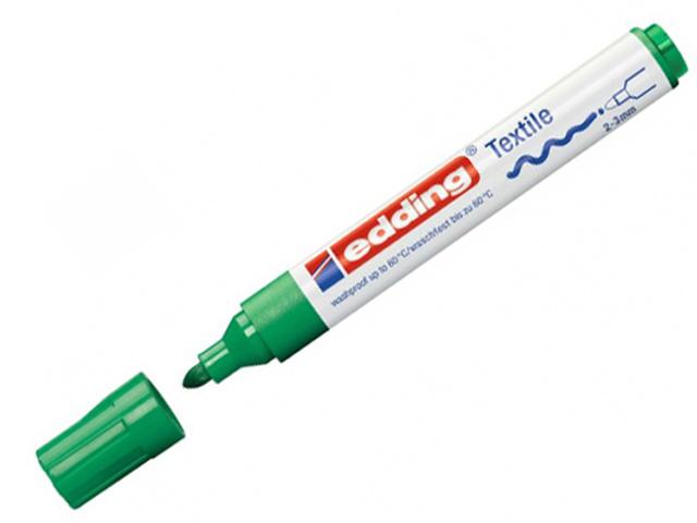 Маркер Edding E-4500 2-3mm Green 477765