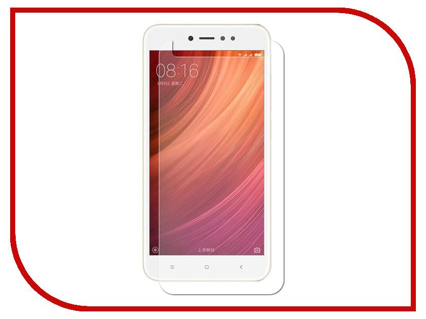 Аксессуар Защитное стекло Xiaomi Redmi Note 5A Prime 0.26mm Krutoff 02596 аксессуар защитное стекло xiaomi redmi note 3 note 3 pro solomon 0 33mm