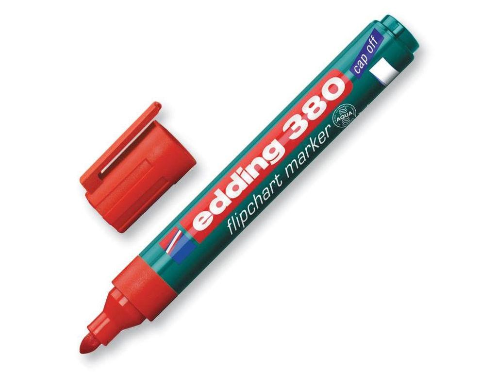 Маркер Edding E-380/2 Red