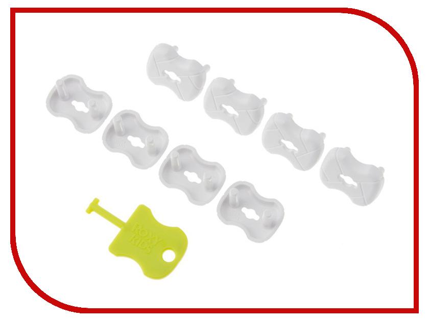 Заглушки для розеток Roxy Kids RSG-002G White