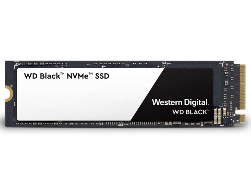 Жесткий диск 500Gb - Western Digital Black NVMe SSD WDS500G2X0C