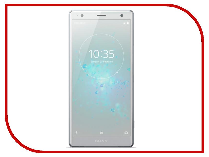 Сотовый телефон Sony Xperia XZ2 Compact Silver сотовый телефон sony f5321 xperia x compact black