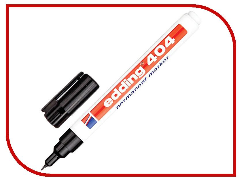 Маркер Edding E-404/1 0.75mm Black маркер edding e 2000c 1 1 5 3mm black