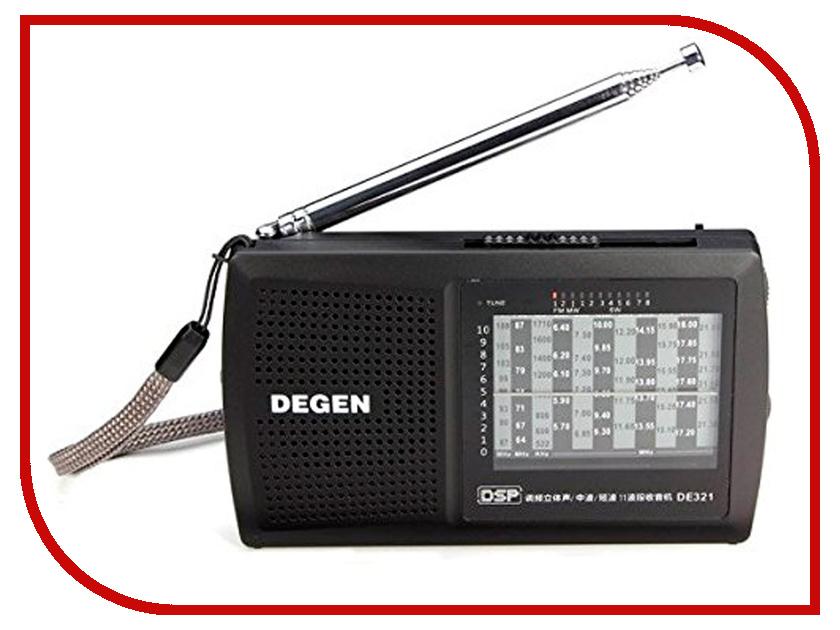 Радиоприемник Degen DE-321