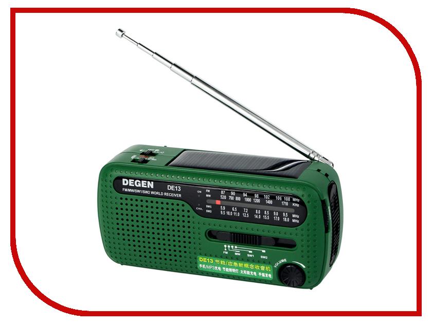 Радиоприемник Degen DE-13