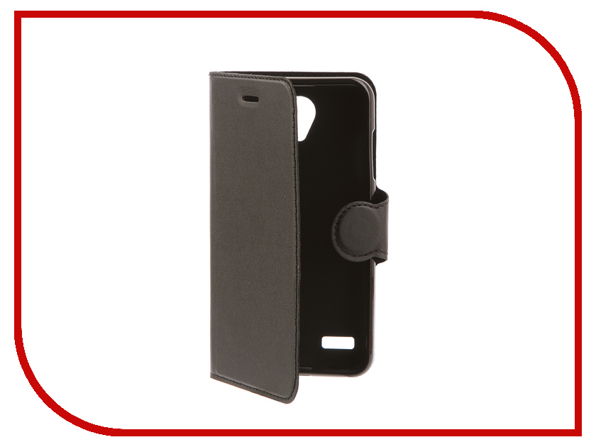 Аксессуар Чехол-книжка для ZTE Blade A520C Red Line Book Type Black chrysler a c line o ring 5080519aa