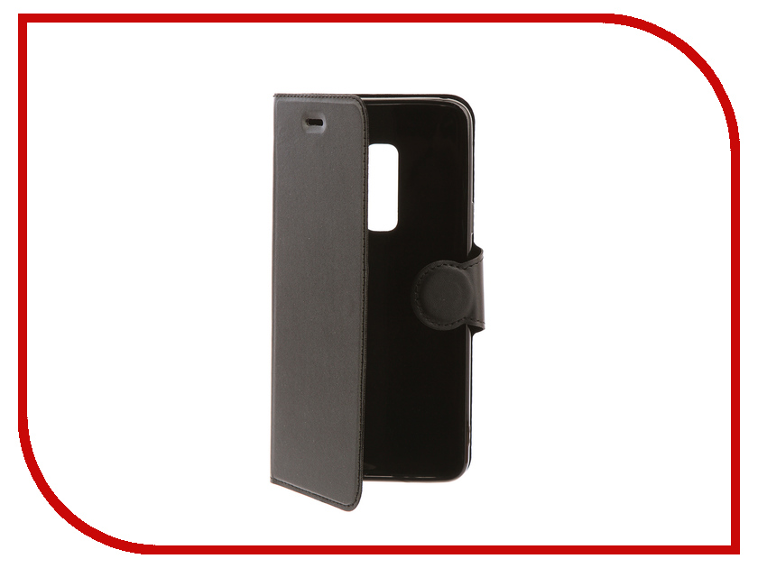 Аксессуар Чехол-книжка Samsung Galaxy S9 Plus Red Line Book Type Black стоимость