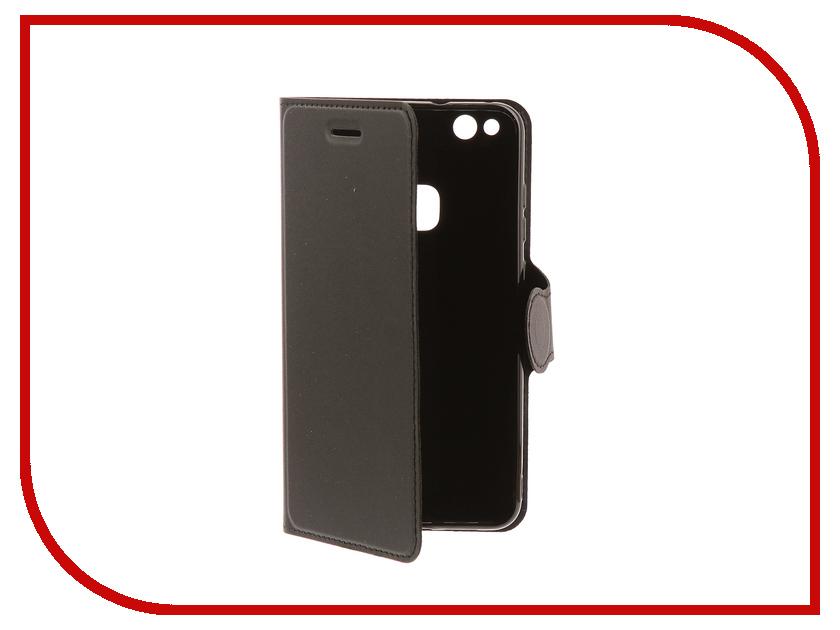 Аксессуар Чехол-книжка Huawei Nova Lite 2017 Red Line Book Type Black смартфоны huawei nova lite gold