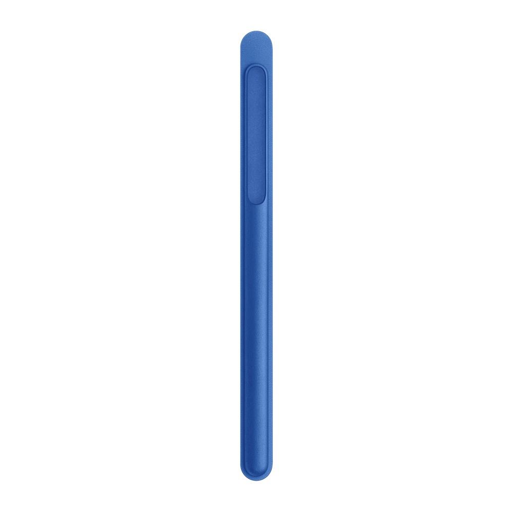 Аксессуар Чехол для стилуса APPLE Pencil Electric Blue MRFN2ZM/A аксессуар чехол twelve south pencilsnap для apple pencil brown 12 1747