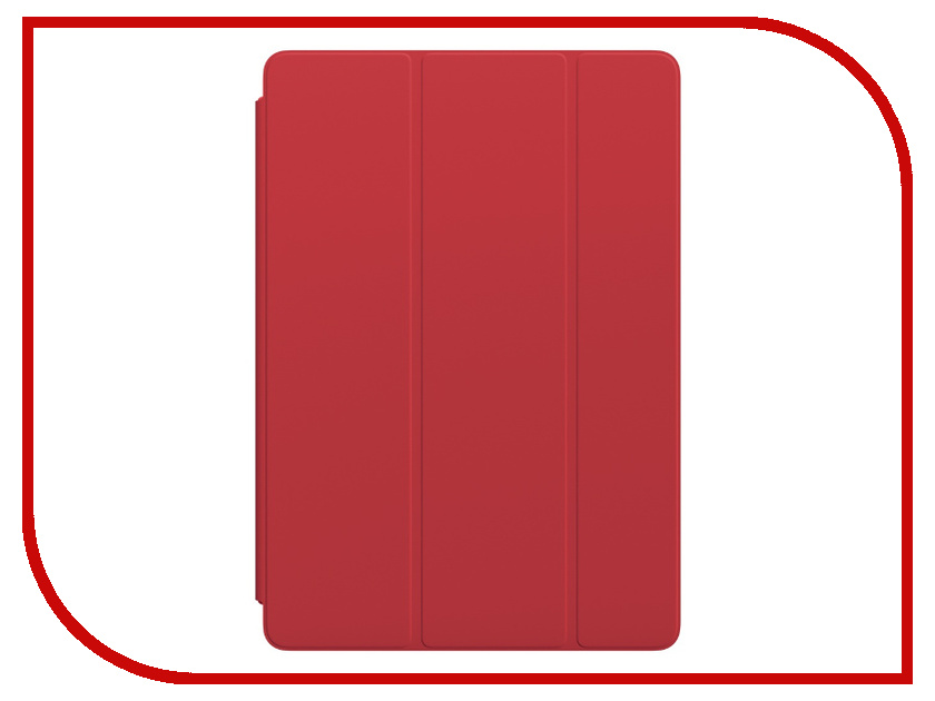 Аксессуар Чехол APPLE iPad Pro 10.5 Smart Cover Product Red MR592ZM/A