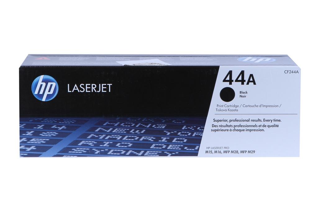 цена на Картридж HP 44A CF244A Black для LaserJet ProM28a/M28w/M15a/M15w