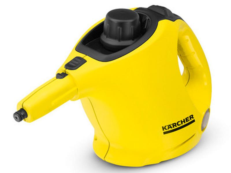 Пароочиститель Karcher SC 1 EasyFix 1.516-332.0 пароочиститель karcher sc 1 easyfix желтый черный