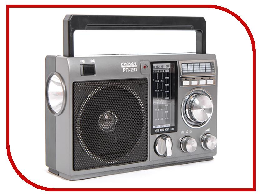 Радиоприемник СИГНАЛ ELECTRONICS РП-231 стоимость