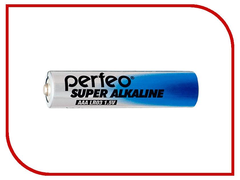 Батарейка AAA - Perfeo VS LR03/4Shiring Card Alkaline (4 штуки)