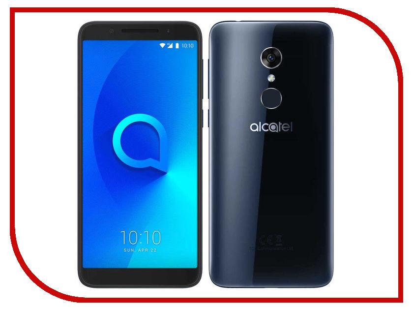 Сотовый телефон Alcatel 3 5052D Spectrum Black сотовый телефон alcatel 5023f pixi power volcano black