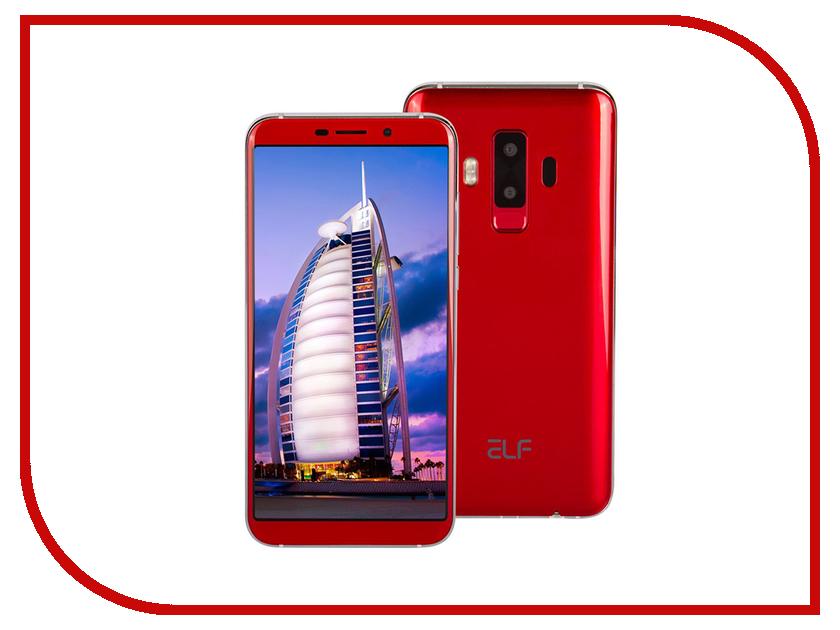 Сотовый телефон Ark Elf S8 Red цена и фото