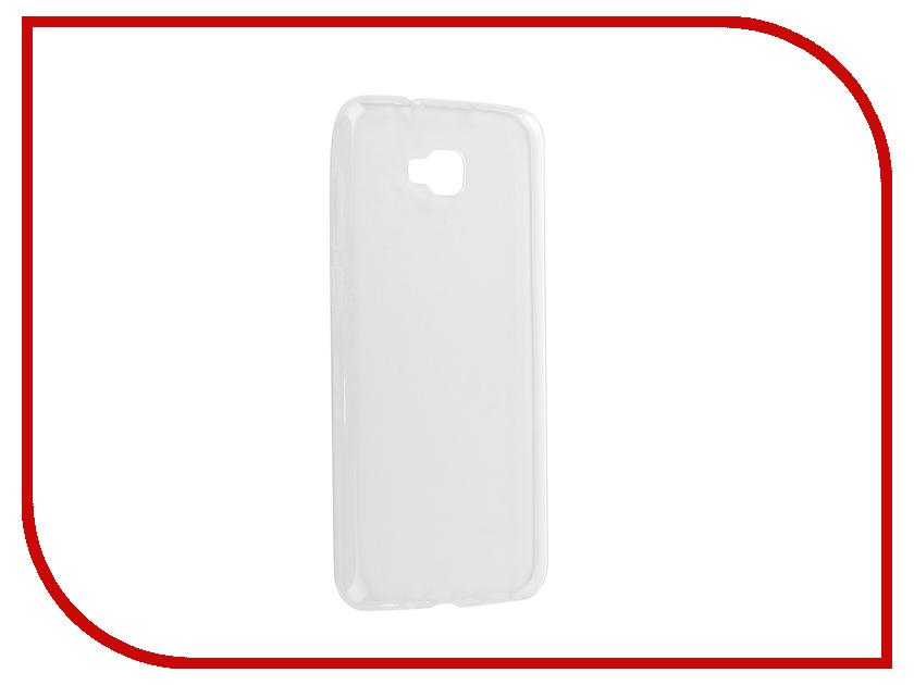 Аксессуар Чехол для ASUS Zenfone 4 Selfie ZD553KL Onext Transparent 70541 аксессуар чехол для asus zenfone 4 selfie zd553kl zibelino pc black zpc asu zd553kl blk