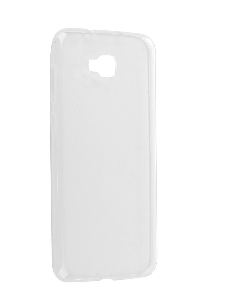 Чехол Onext для ASUS ZenFone 4 Selfie ZD553KL Transparent 70541