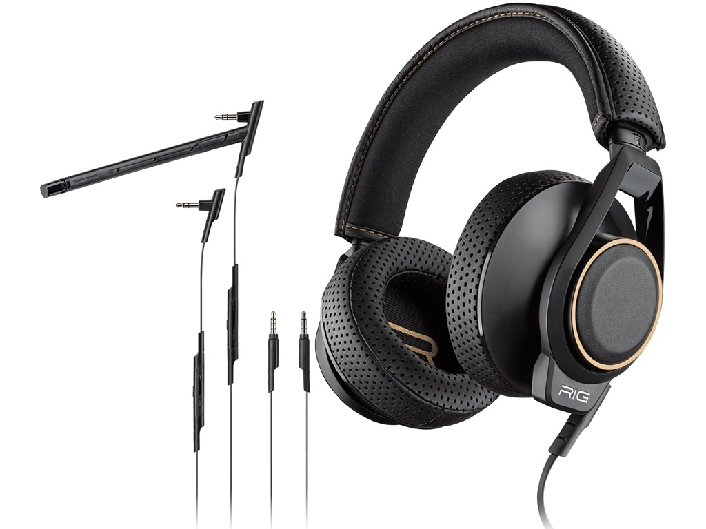 Наушники Plantronics RIG 600 Dolby Atmos — RIG 600 Dolby Atmos