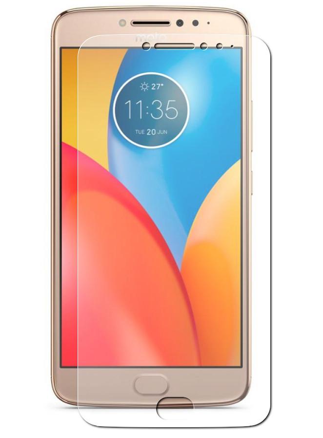 цена Аксессуар Защитное стекло Onext для Motorola Moto E4 Plus 41352
