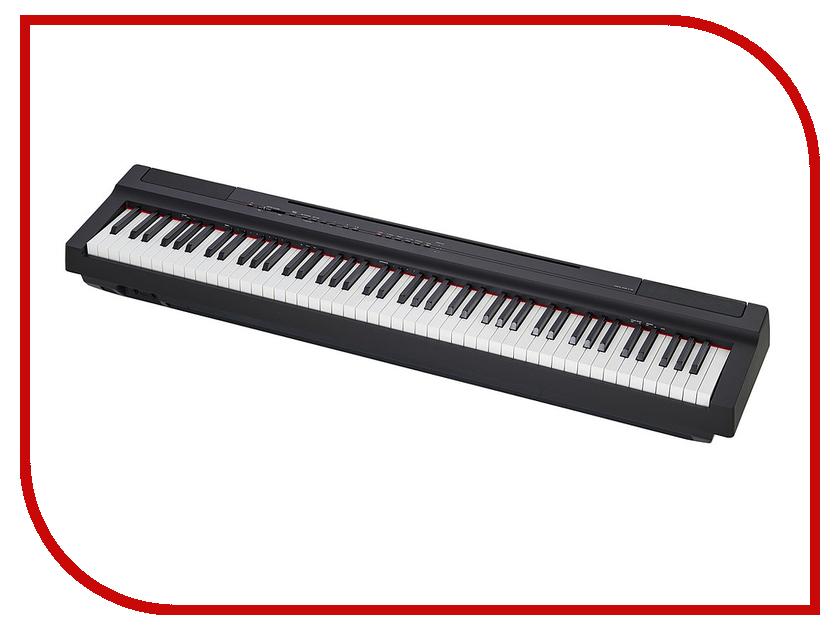Цифровое фортепиано Yamaha P-125 Black
