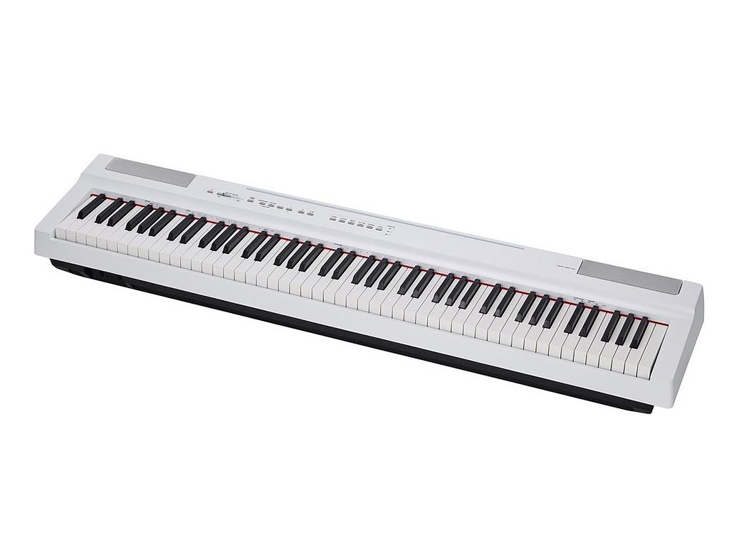 Цифровое фортепиано Yamaha P-125 White