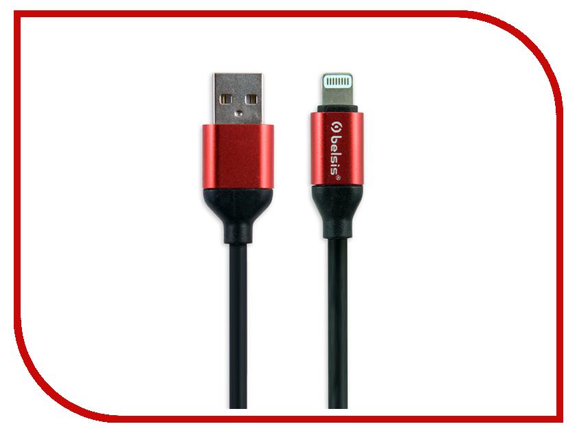 Аксессуар Belsis Lightning - USB A 1m Black BS3006W