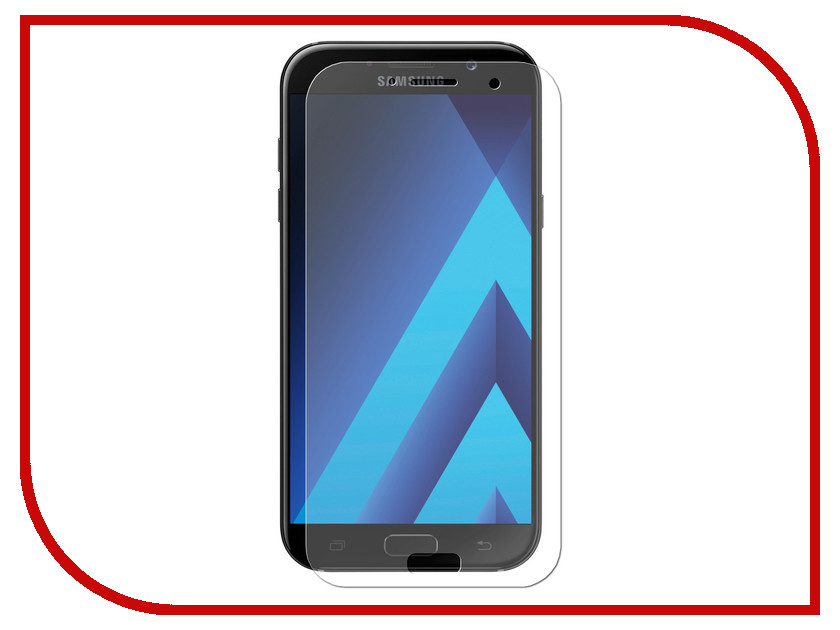 Аксессуар Защитное стекло Samsung Galaxy A3 2017 Onext Ultra 41630 аксессуар защитное стекло samsung galaxy a3 2017 solomon full cover black
