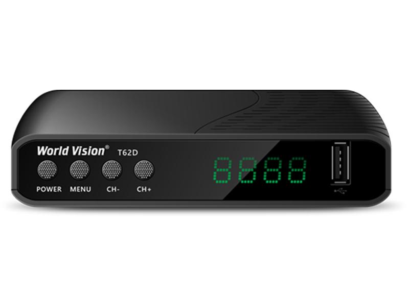 World Vision T62D Выгодный набор + серт. 200Р!!!