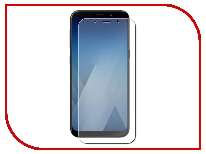 Аксессуар Защитное стекло Samsung A3 2018 Onext 41619 аксессуар защитное стекло samsung galaxy s8 onext 3d white 41261
