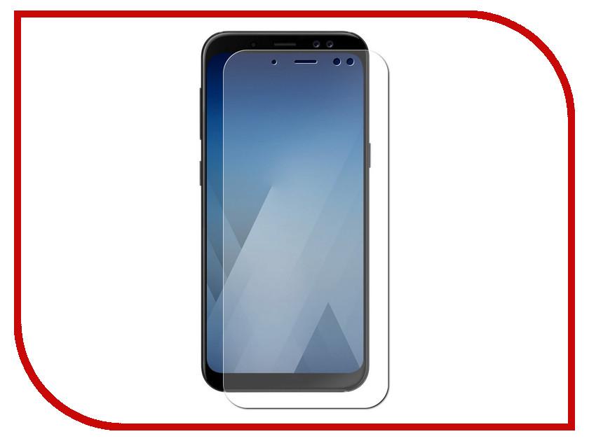 Аксессуар Защитное стекло для Samsung A5 2018 Onext 41638 аксессуар чехол для samsung galaxy a5 2017 onext silicone transparent 70513