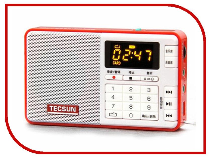 Радиоприемник Tecsun Q-3 Red