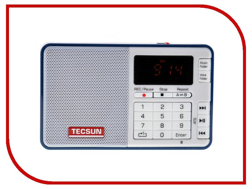 Радиоприемник Tecsun Q-3 Blue