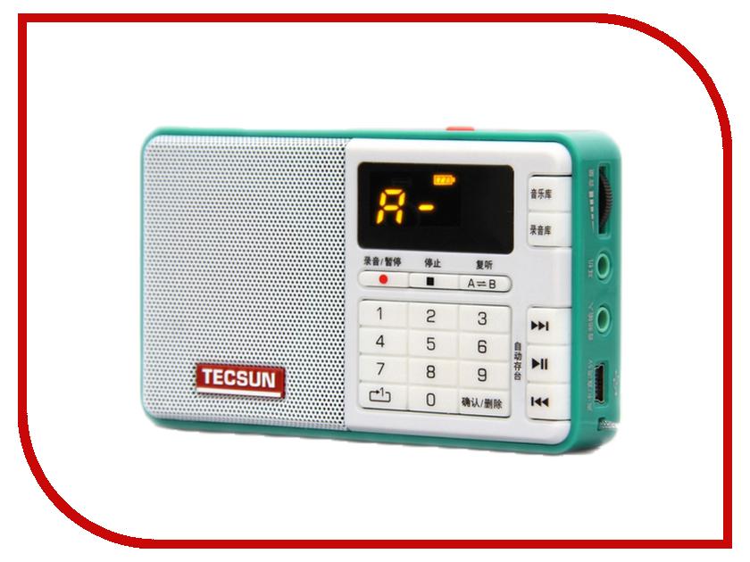 Радиоприемник Tecsun Q-3 Green