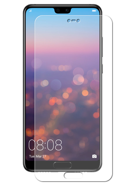 Аксессуар Защитное стекло Onext для Huawei P20 2018 Ultra 41641 аксессуар чехол onext для huawei p20 pro 2018 black 70679