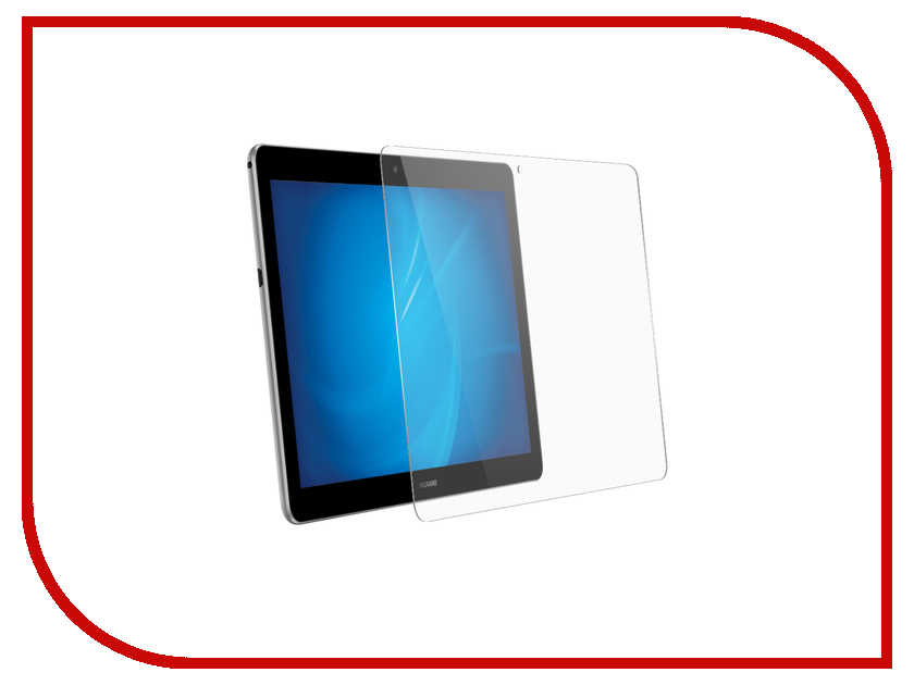 Аксессуар Защитное стекло для Huawei MediaPad T3 10.0 Onext 41521 srjtek 7 for huawei mediapad t3 7 bg2 w09 lcd display matrix touch screen panel digitizer tablet pc assembly replacement parts
