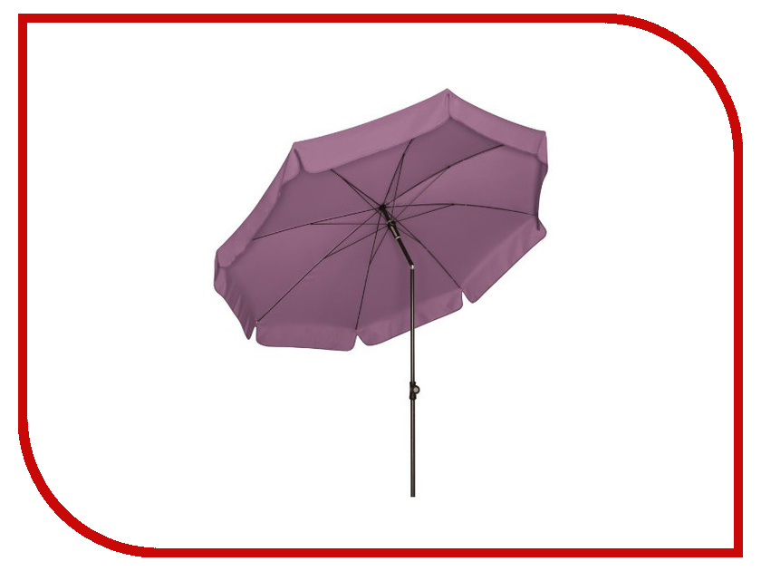 Пляжный зонт Doppler SunLine 424539845 Purple зонт doppler 7441468 beige
