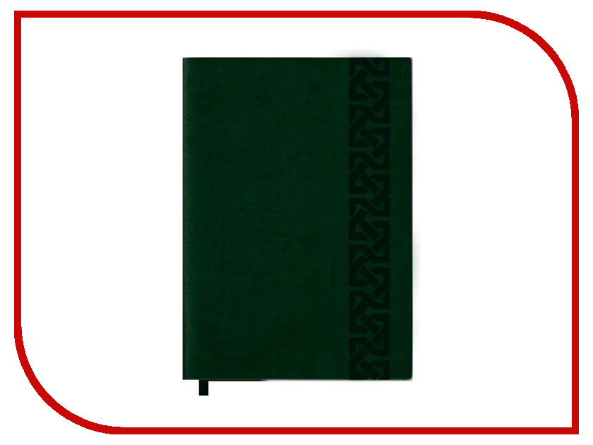 Ежедневник Феникс+ Сариф Green 38090