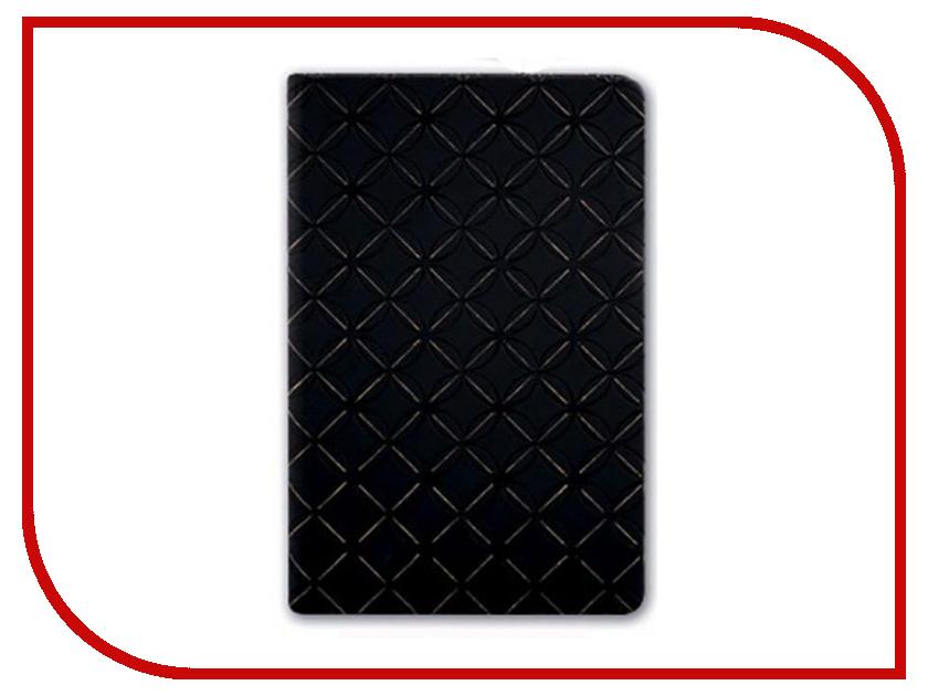 Ежедневник Феникс+ Soft-Touch A5 Black 45466