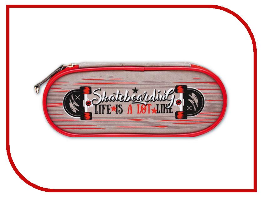 Пенал Феникс+ Скейтборд 46262 скейтборд 8 колес