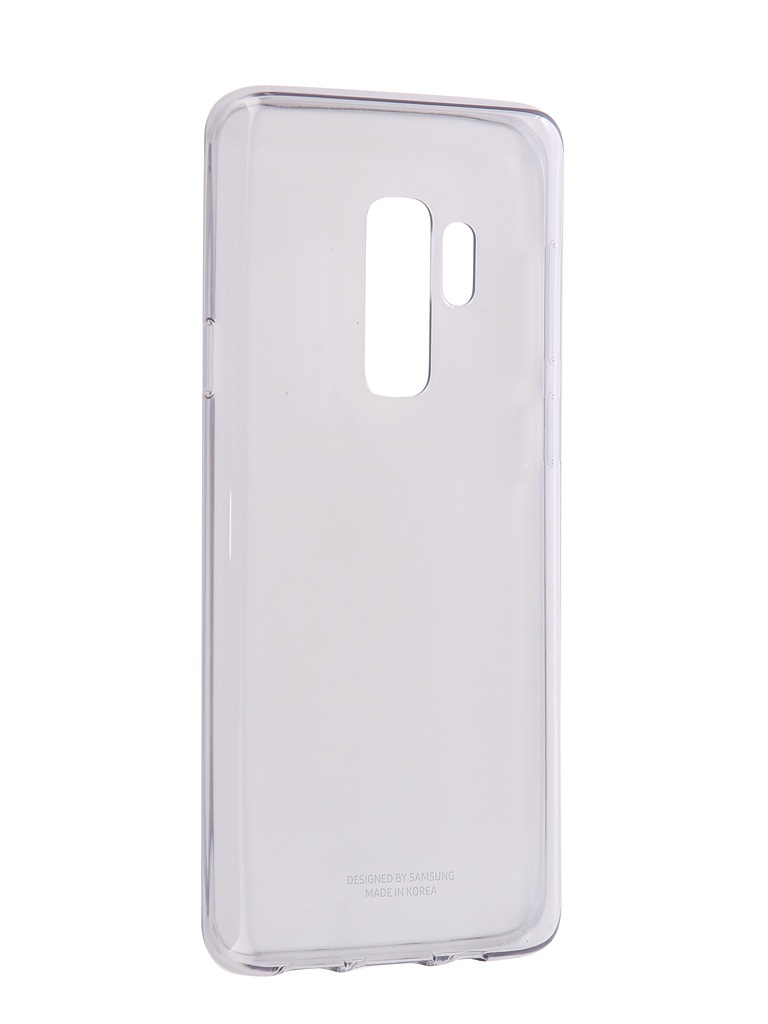 Аксессуар Чехол Samsung Galaxy S9 Plus Clear Cover Transparent EF-QG965TTEGRU чехол samsung clear cover для galaxy s9 g960 ef qg960ttegru прозрачный